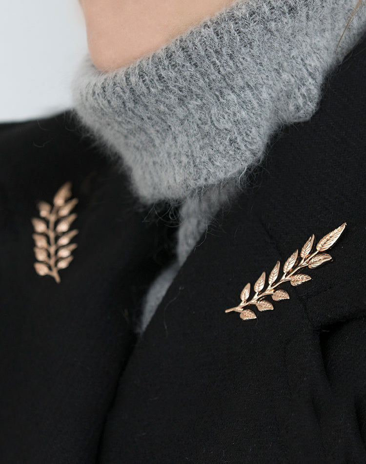 Fall-ing For You Lapel Brooches