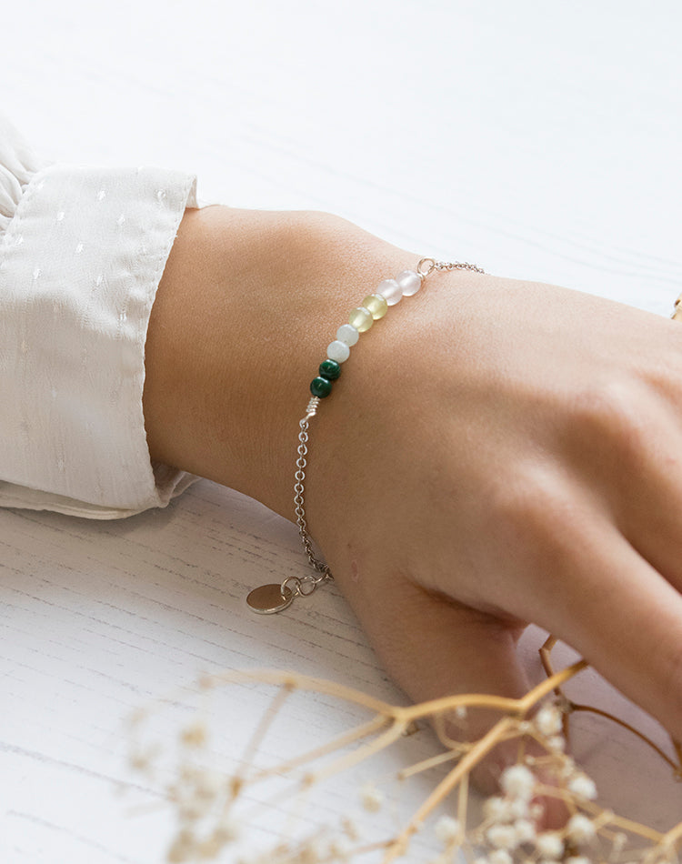 Amulet: Crystal Bracelet for Love