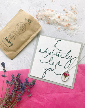 Letterbox Gift - I Love You Box