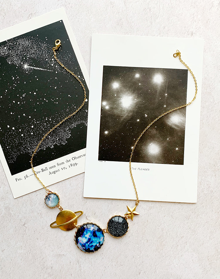 Many Worlds Multiverse Necklace