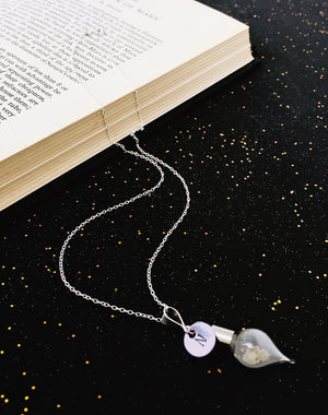 If I Could Give You The Moon Moon Dust Necklace