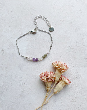Amulet: Crystal Bracelet for Motherhood