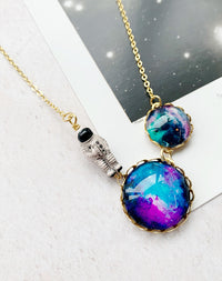 New Horizons Space Necklace