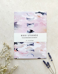Nikki Strange Daydreamer's Notebook Moon Themed