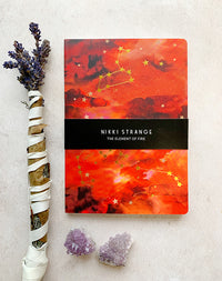 Nikki Strange Element Notebook