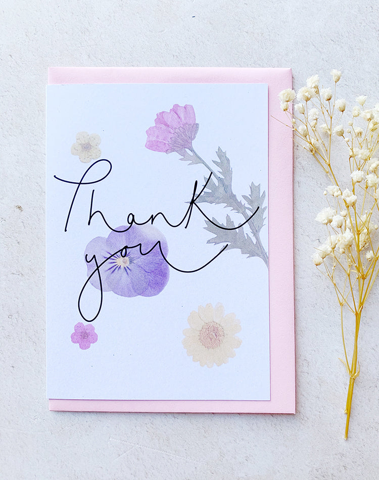 'Thank You' Oh Squirrel Card