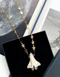 Orbiter Space Shuttle Necklace