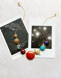 Perfect Alignment Necklace & Studs Gift Set