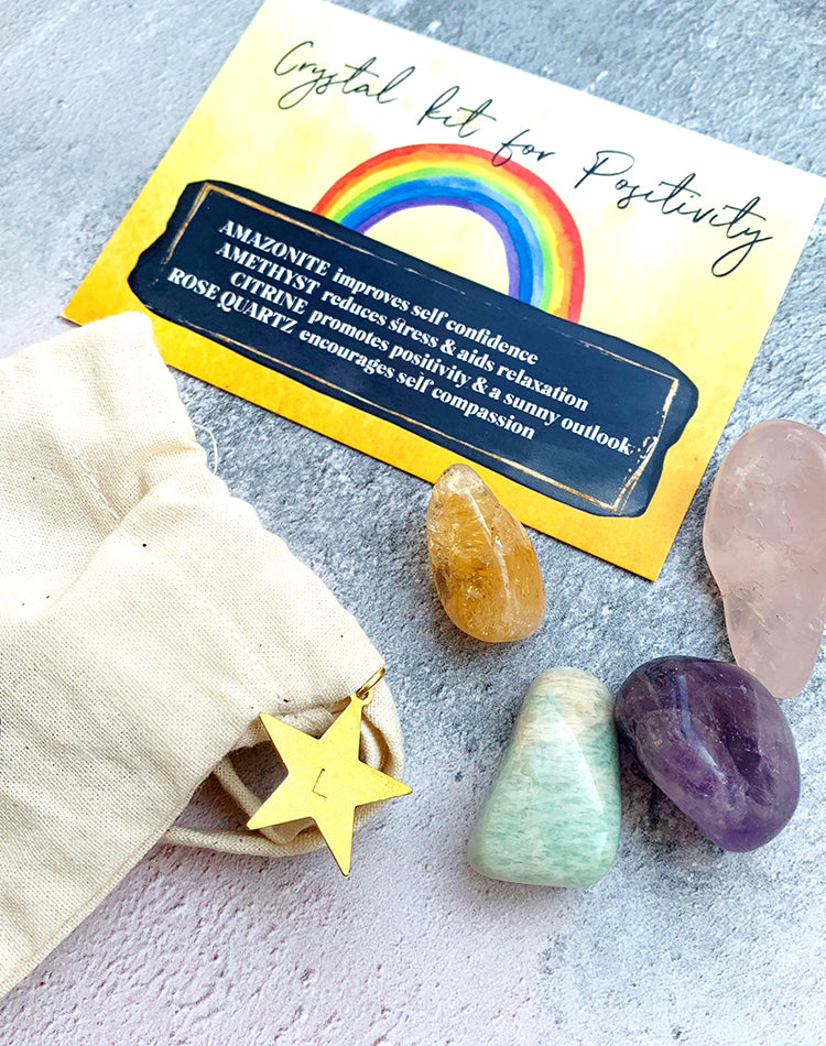 You Are Amazing - The Positivity Crystal Kit