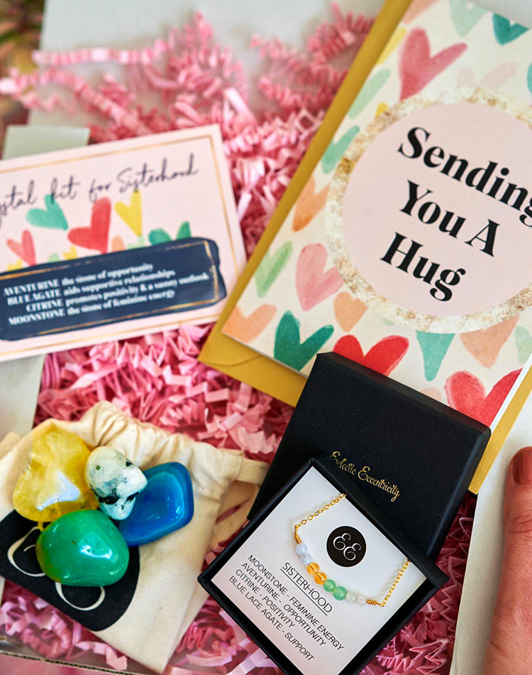 Sending You A Hug Letterbox Gift