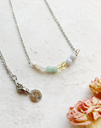 Amulet: Crystal Necklace for Sisterhood