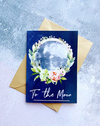 Letterbox Gift - Love You To The Moon