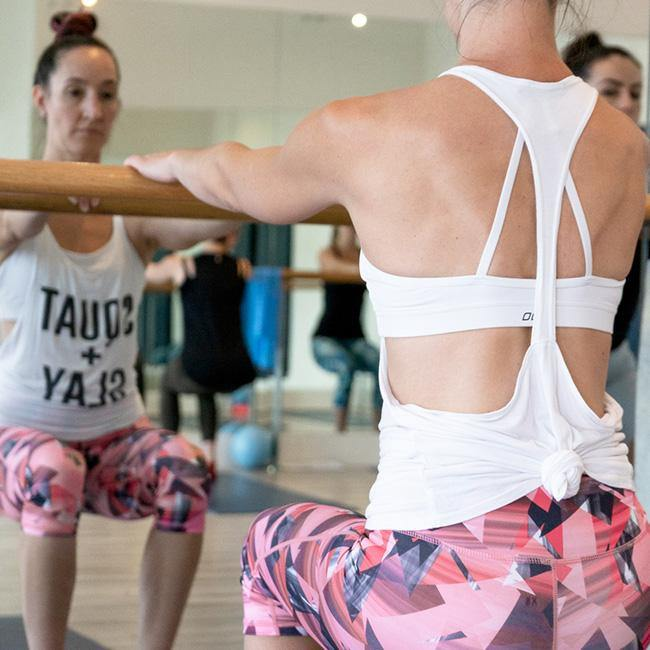 Can you lose weight from doing barre classes? The whole body benefits of barre! - Aleenta BARRE