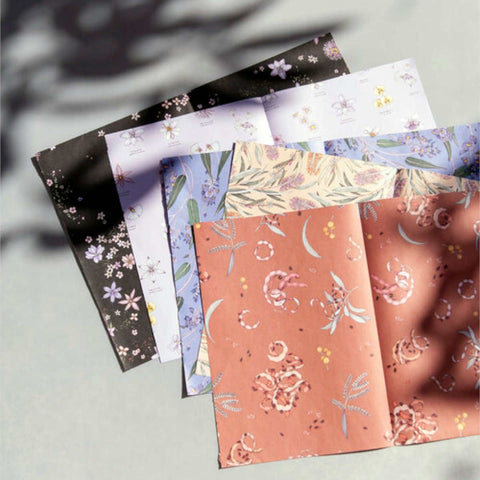 Australian, Art, Indigenous Art, Christmas, Holidays, Wrapping, Ideas, Sustainable, Recyclable