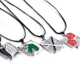 Attack on Titan Necklaces (4 types)