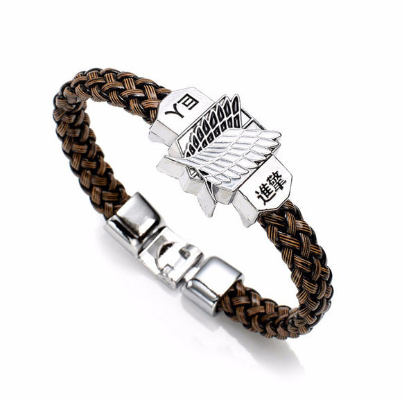 Attack On Titan Bracelet