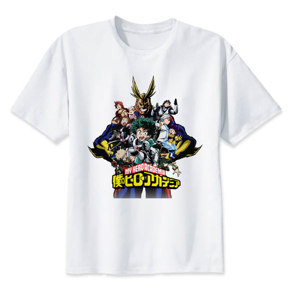 My Hero Academia  Unisex T-shirts (16 types)