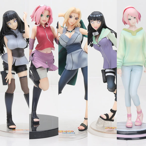 Naruto Action Figures 21 cm (11 types)