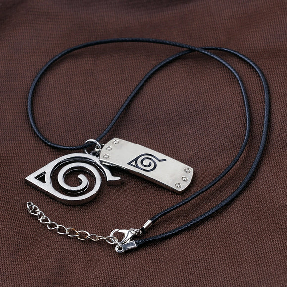 Free! Naruto Necklace