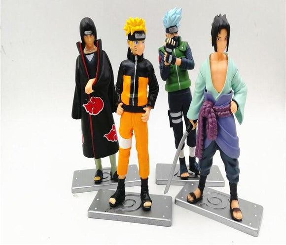 Naruto Action Figures 10 cm (4 types)