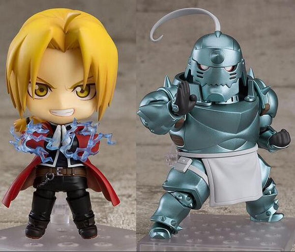 Fullmetal Alchemist Action Figure (2 types)