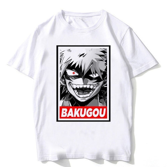 My Hero Academia T-Shirts (15 types)