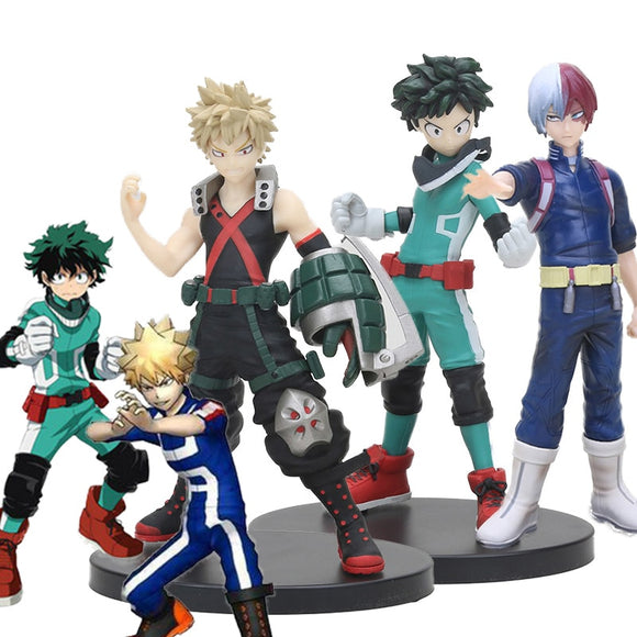 My Hero Academia Figures ( 24 types)