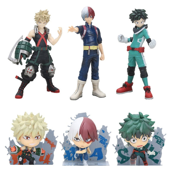 My Hero Academia  Figures 10-16 cm
