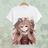Tate no Yuusha no Nariagari T-shirts (20 types)