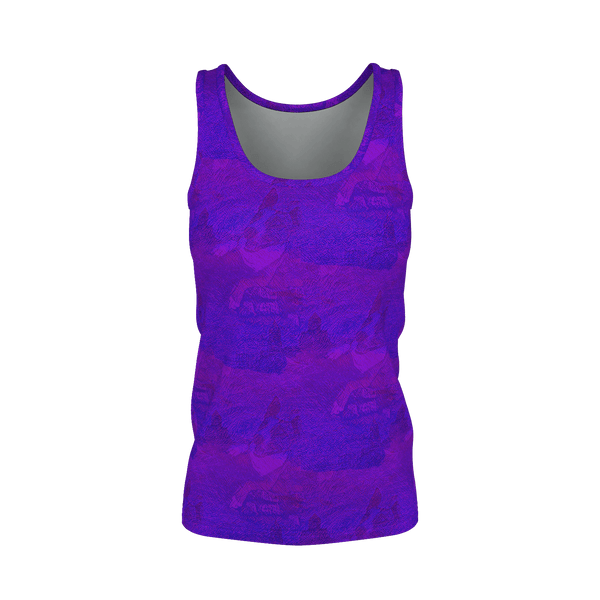 Lord Charlie (Electric Blue Variant) - Women's Tank