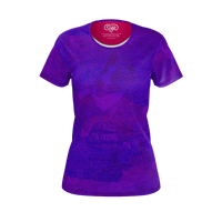 Lord Charlie (Electric Blue) - Women's Tee