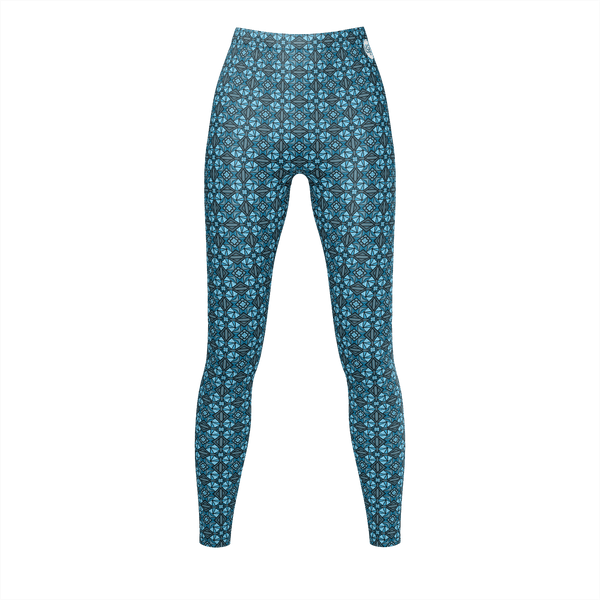 Protection (Turquoise) - Leggings