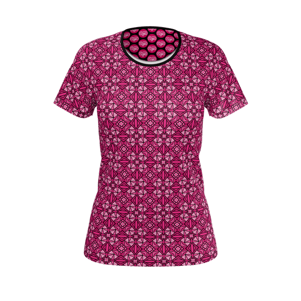Protection (Rubine Red) - Women's Tee