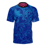 Ebb & Flow (Blue) - Men's Tee