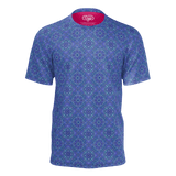 Azure Cascade (Design 1) - Men's Tee