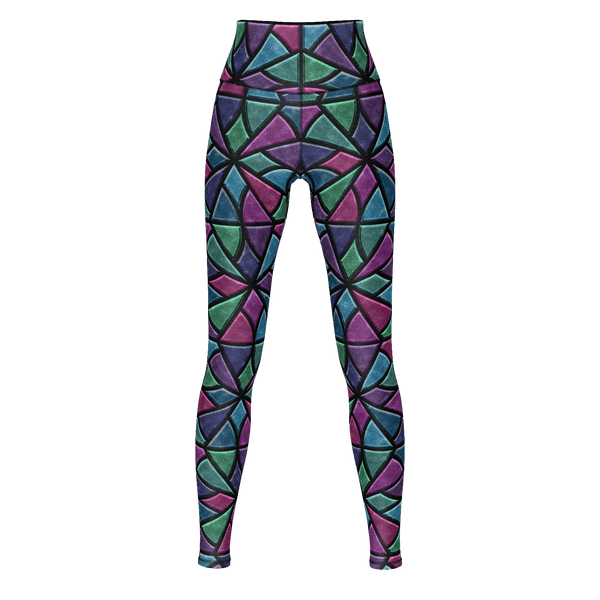 Inspiration (Waterberry) - Yoga Pant