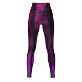Stone Embrace (Pink-Purple) - Yoga Pant