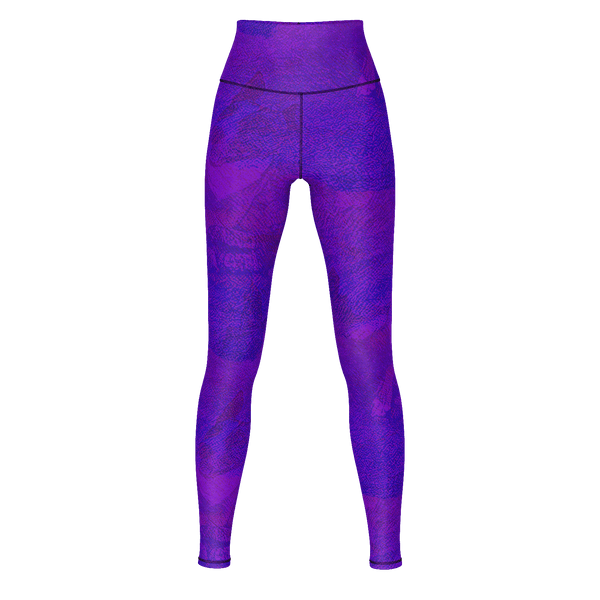 Lord Charlie (Electric Blue) - Yoga Pant