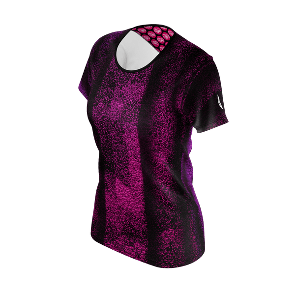Stone Embrace (Pink-Purple) - Women's Tee