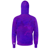 Lord Charlie (Electric Blue) - Heavyweight Pullover Hoodie