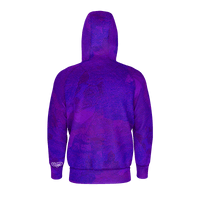 Lord Charlie (Electric Blue) - Lightweight Zipper Hoodie