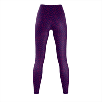 Protection (Royal) - Leggings