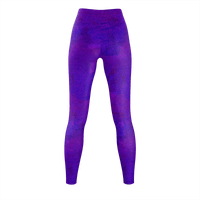 Lord Charlie (Electric Blue) - Leggings