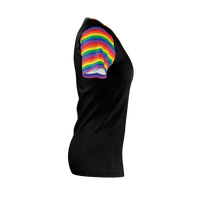 Rainbow Heart - Women's Tee