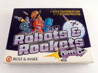 Robots & Rockets - Card Game