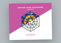 Unwind with Geometry Book One - Paperback