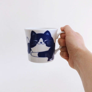 "The ""Fat Cat"" mug"