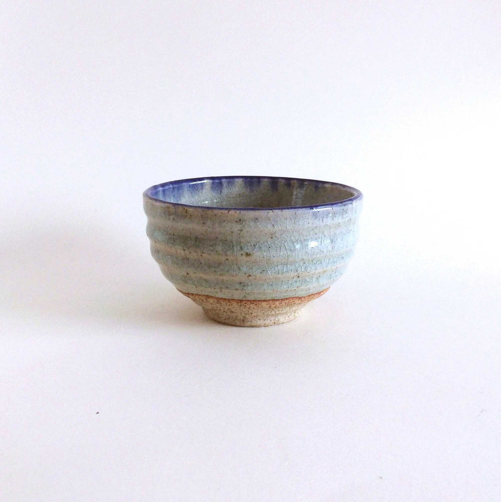 Japan series : Green/blue bowl