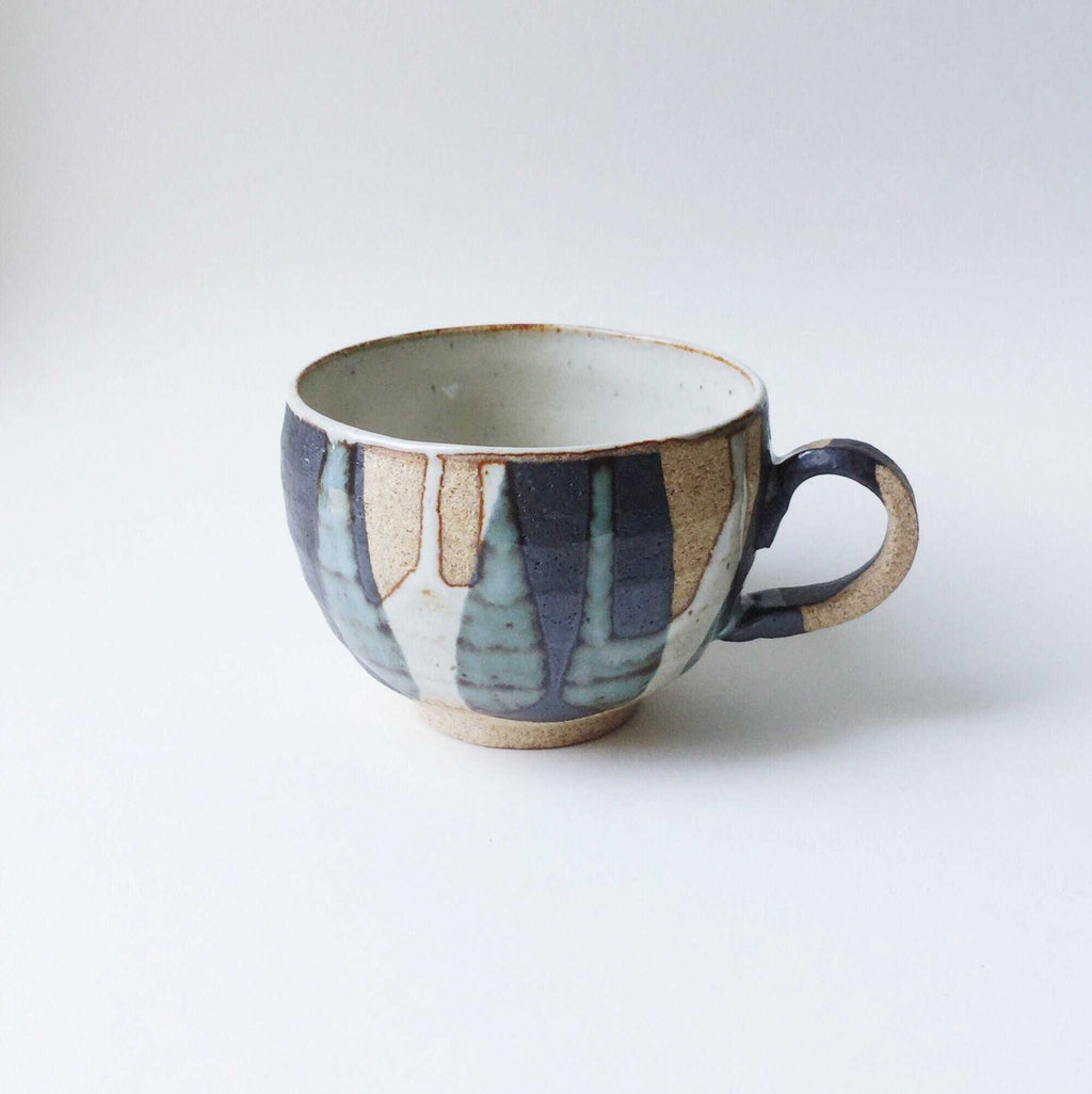 "PRE-ORDER Japan series : Handmade ""raw"" cup"