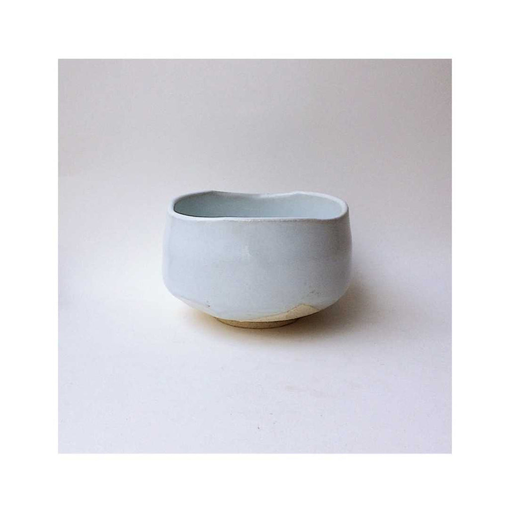 Japan series : Light blue matcha bowl